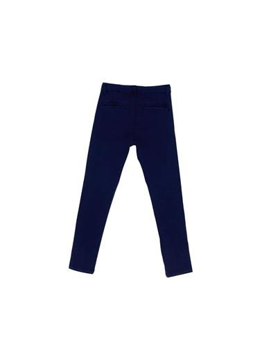 Silversun Kids Cepli Dokuma Erkek Çocuk Pantolon Pc 310575 Lacivert